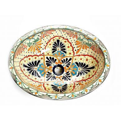 Osana - Umywalka ceramiczna owalna