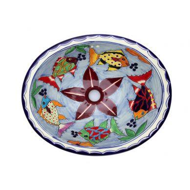 Delmar - umywalka orientalna