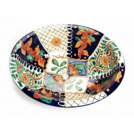 Dionis - Meksykańska umywalka wpuszczana