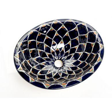 Destina - ceramiczna umywalka z Meksyku