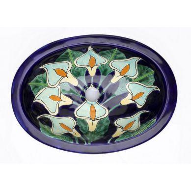 Calia - oryginalna umywalka