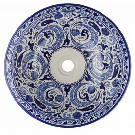 Anmara - Designerska umywalka z Maroka