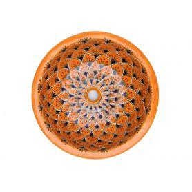 Doria - Umywalka meksykańska wpuszczana w blat