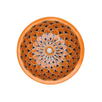 Doria - Umywalka orientalna okragła