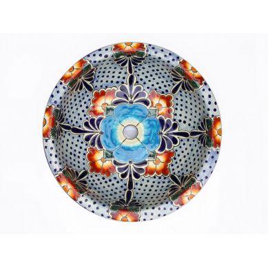 Floresa - Oryginalna umywalka okragła