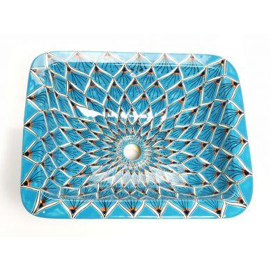 Aqua Azul - oryginalna umywalka z Meksyku