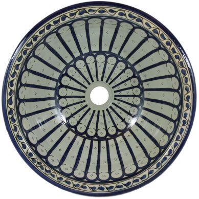 Musila - ceramiczna umywalka z Maroka
