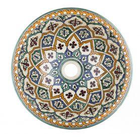 Binya - Designerska umywalka z Maroka