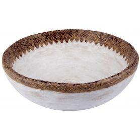 Bogna - Ręcznie formowana umywalka z koronką