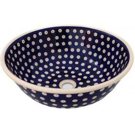 Patrycja - umywalka ceramiczna Bolesławiec