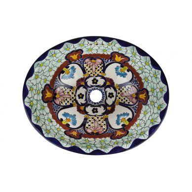 Juanetta - kolorowa umywalka
