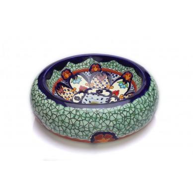 Juanetta - Umywalka ceramiczna nablatowa