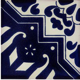 Matias- Granatowe płytki ceramiczne 15x15