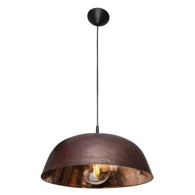 Sandia - miedziana lampa duża
