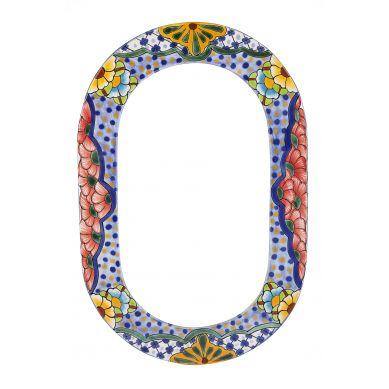 Puntos - rama do lustra mała kolorowa - Talavera