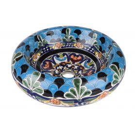 La Reina - Kolorowa Umywalka z Meksyku