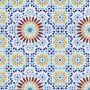 Baha - ceramiczne płytki marokańskie