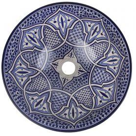 Fatima - Orientalna umywalka z Maroka