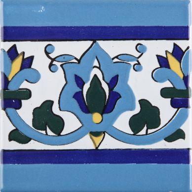 Abir Border - ceramiczna płytka ścienna