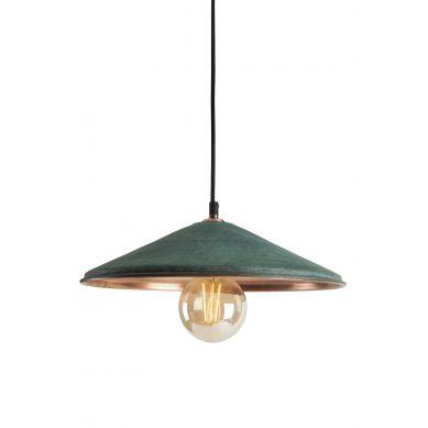 Trébol - miedziana lampa z Meksyku