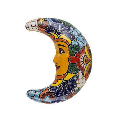 Ceramiczna ozdoba - Półksiężyc z Meksyku