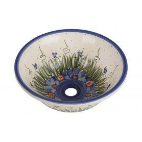 Adela - polska umywalka ceramiczna