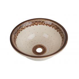 Wera - polska umywalka ceramiczna