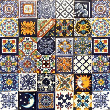 Horacio - Oryginalny zestaw 6 wzorów - 30 płytek