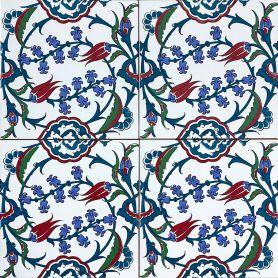 Pinar - ceramiczne płytki z Turcji 20x20cm, opakowanie 12 sztuk (0,48m2)