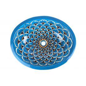 Aqua Azul - Umywalka wpuszczana Talavera