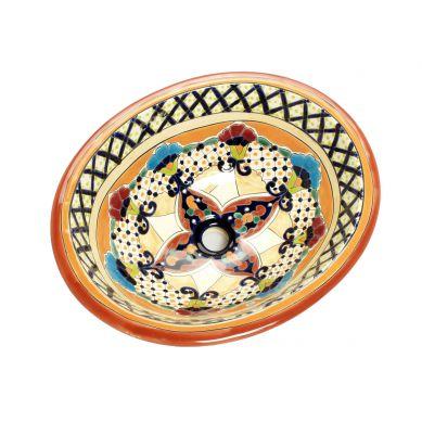 Lucrecia - oryginalna umywalka z Meksyku