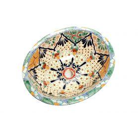 Deikun - Kolorowa umywalka z Meksyku