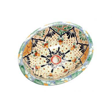 Deikun - ceramiczna umywalka z Meksyku