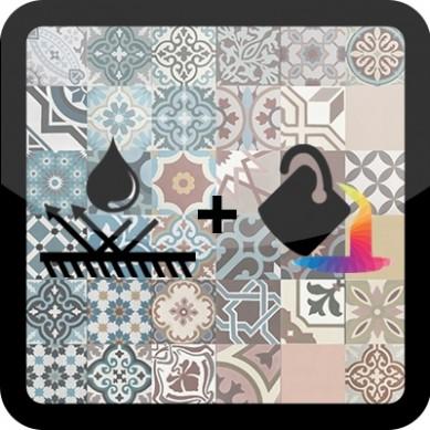 Zestaw - Impregnat + Impregnat pogłębiający kolor