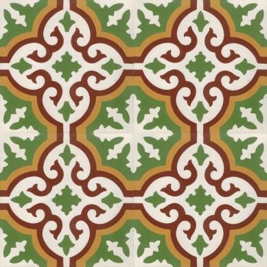 Alexis - cementowe kafle podłogowe