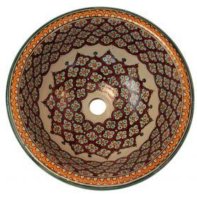 Borat - Designerska umywalka z Maroka