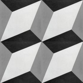 Josef - cementowe płytki na podłogę