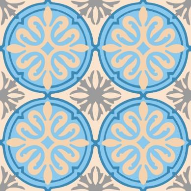 Leticia - marokańskie płytki cementowe