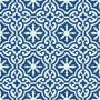 Wezyr - marokańskie cementowe kafle