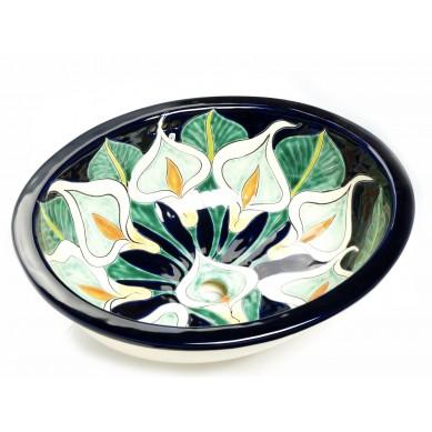 Calia - umywalka ceramiczna