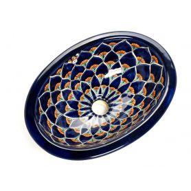 Destina - umywalka ceramiczna