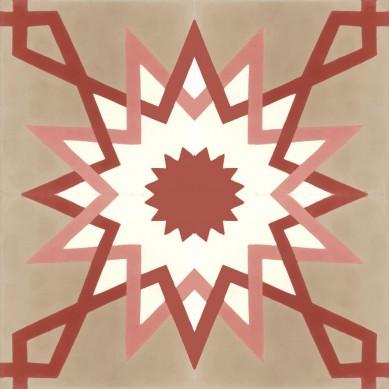 Benat - marokańskie płytki cementowe