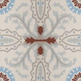 Parys - marokańskie płytki cementowe