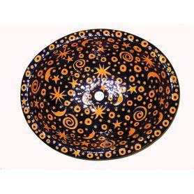 Digna - meksykańska umywalka wpuszczana