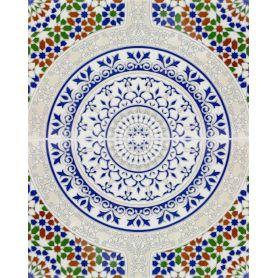 Touska - dekoracyjne płytki z Maroka