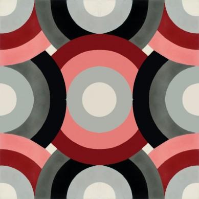 Rotond - płytki cementowe