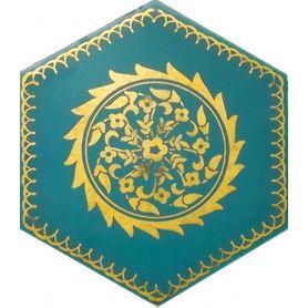 Emre - tureckie wzorzyste płytki ceramiczne Iznik