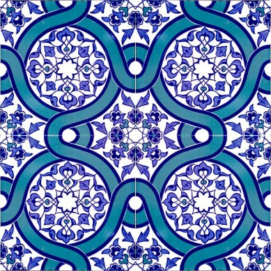 Mert - ceramiczne płytki z Turcji