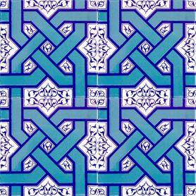 Serkan - tureckie płytki ceramiczne Iznik