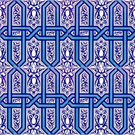 Sevda - ceramiczne płytki z Turcji 20x20cm, opakowanie 12 sztuk (0,48m2)